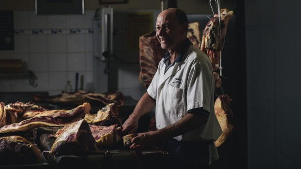 Canberra butchers brush off fears WHO report could cut bottom lines