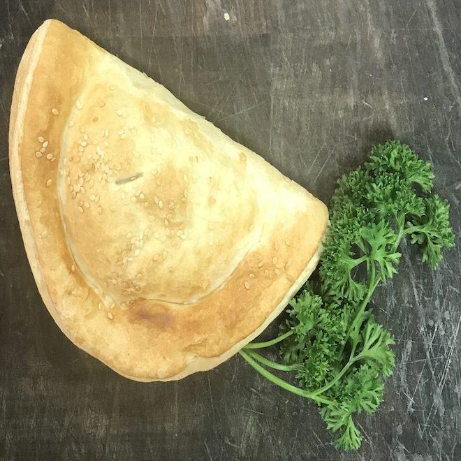 Vegetable Pastie 6.10 each